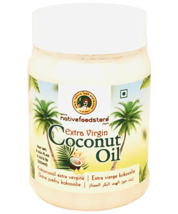 Extra Virgin Kokosolie - Indian Food Store