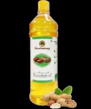 Koudgeperste Pinda Olie - Indian Food Store
