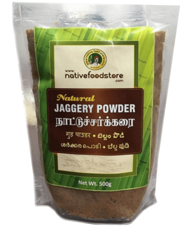 NativeFood Jaggery - Indian Food Store