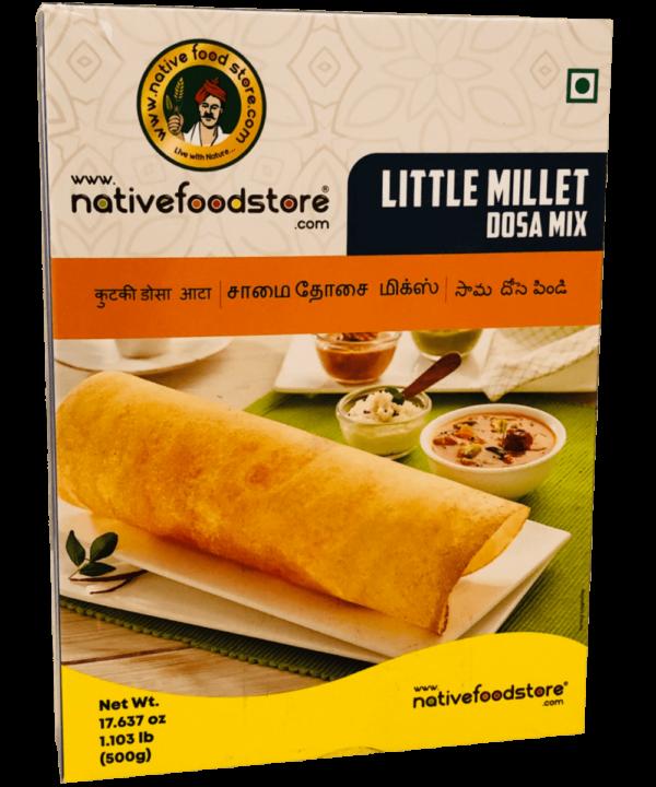 Kleine Gierst Dosa Mix - Indian Food Store