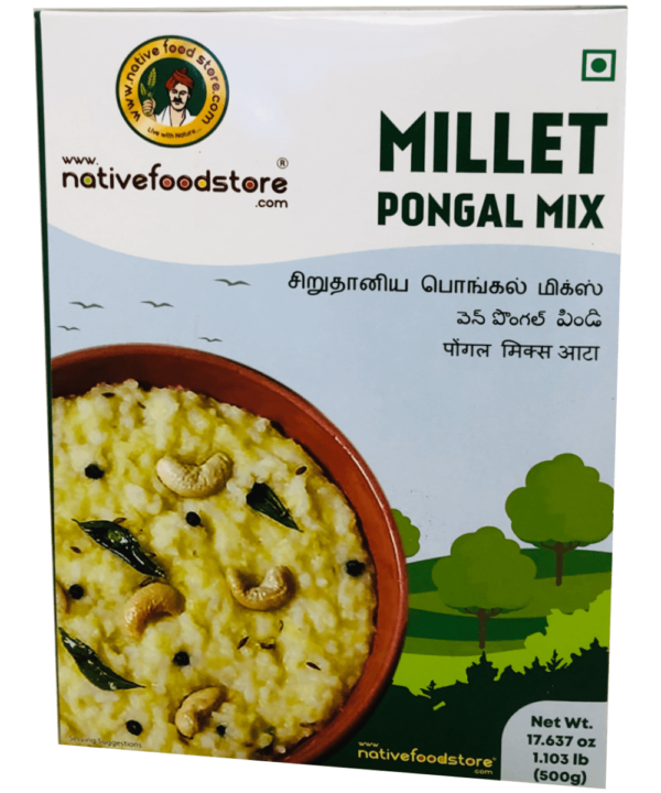 Pongal Millet Mix - Indian Food Store