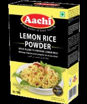 Aachi Lemon rice Powder - Indian Food Store
