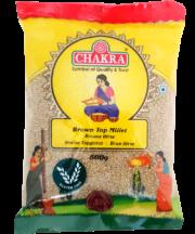 Chakra Brown Top Millet - Indian Food Store