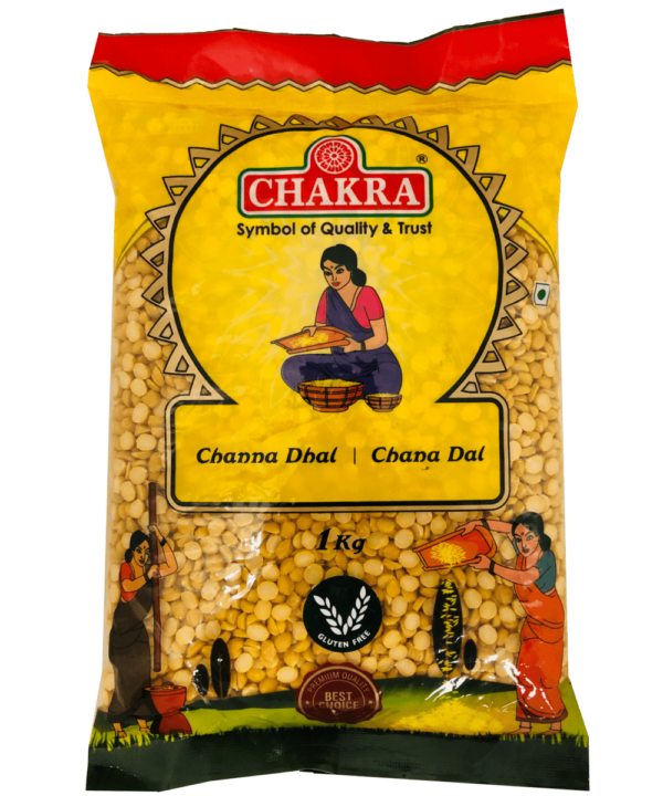 Chakra Channa Dhal - Indian Food Store