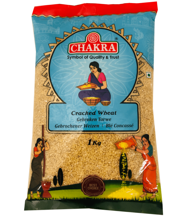 Chakra Cracked Wheat - Indian Food Store