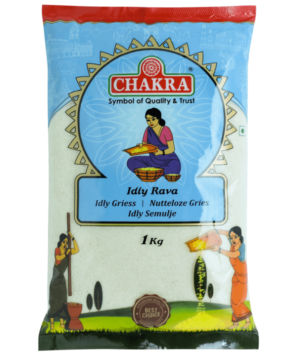 Chakra Idly Rava - IndianFoodStore