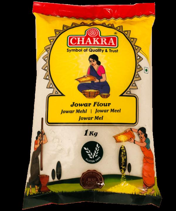 Chakra Jowar Flour - Indian Food Store