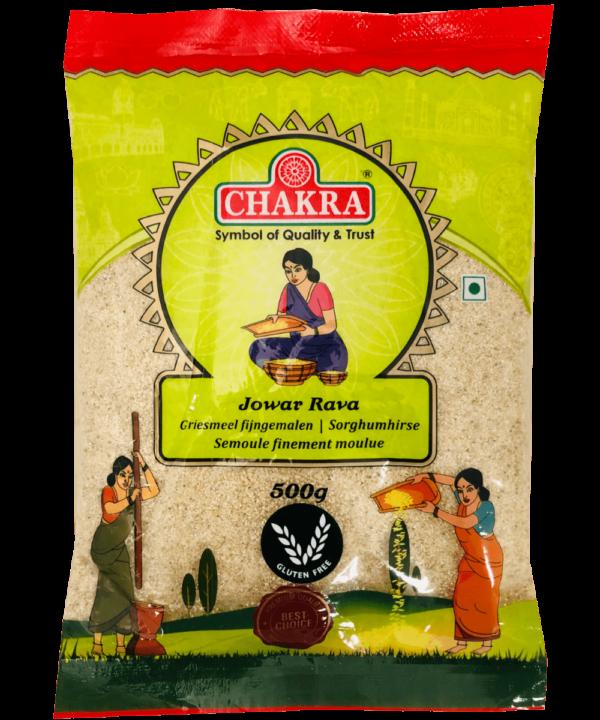 Chakra Jowar Rava - Indian Food Store