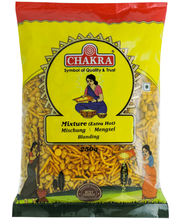 Chakra Mixture Extra Hot - Indian Food Store