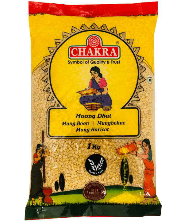 Chakra Moong Dhal - Indian Food Store