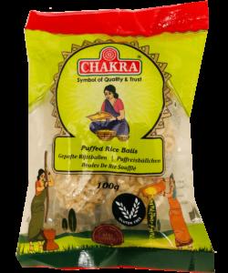 Chakra Gepofte Rijstballen - Indian Food Store