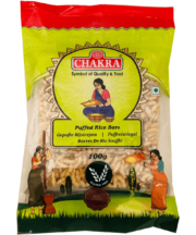 Chakra Gepofte Rijstrepen - Indian Food Store