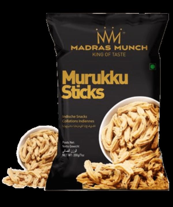 Madras Munch Murukku Sticks - IndianFoodStore