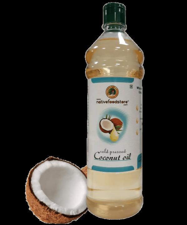 Native Food Coconut Oil - IndianFoodStore