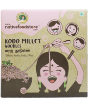 Native Food Kodo Millet Noodles - IndianFoodStore