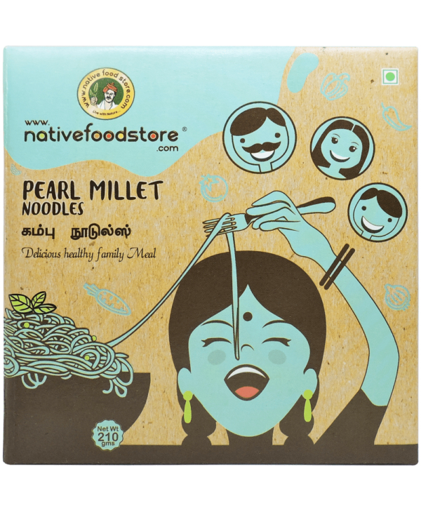 Native Food Pearl Millet Noodles - IndianFoodStore