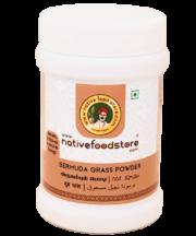 NativeFood Bermuda Grass Powder - IndianFoodStore