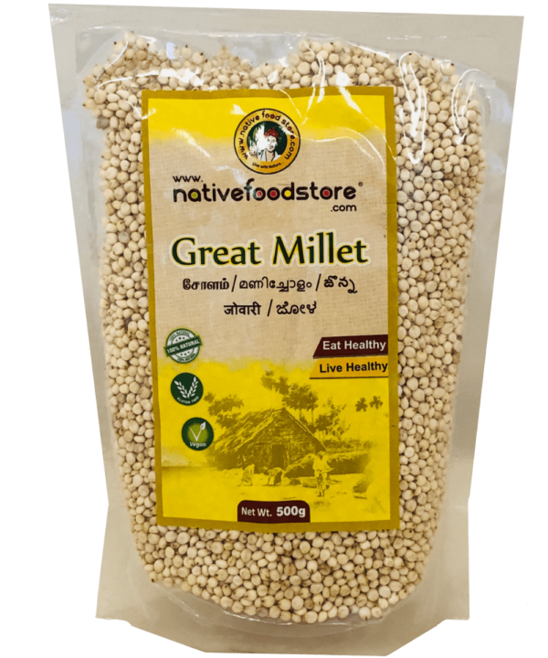 Native Food Great Millet - Indian Food Store