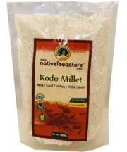 Native Food Kodo Millet - Indian Food Store