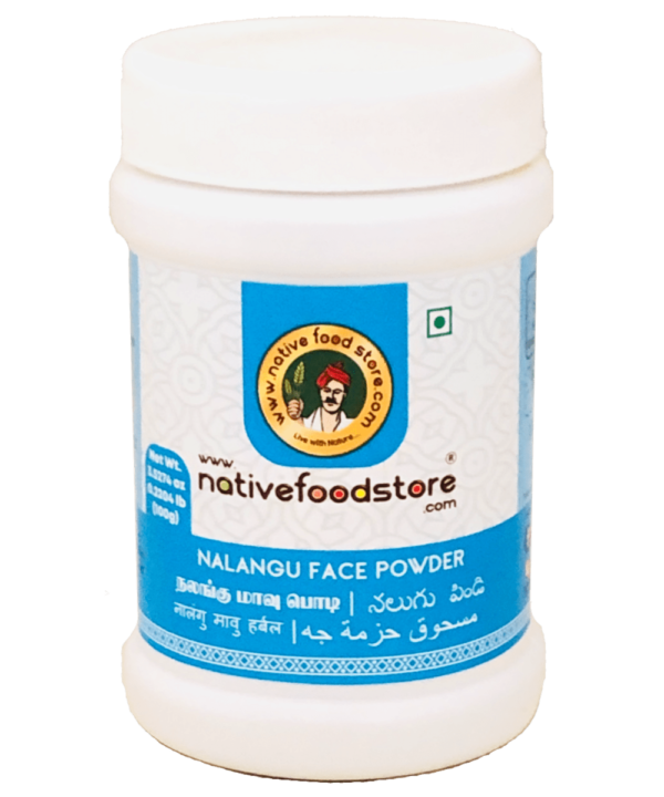 Native Food Nalangu Gezichtspoeder - Indian Food Store