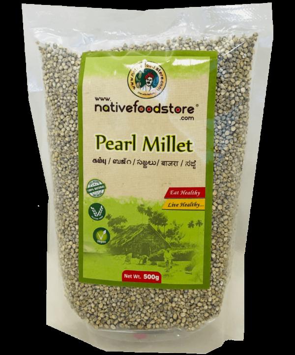 Native Food Pearl Millet - Indian Food Store